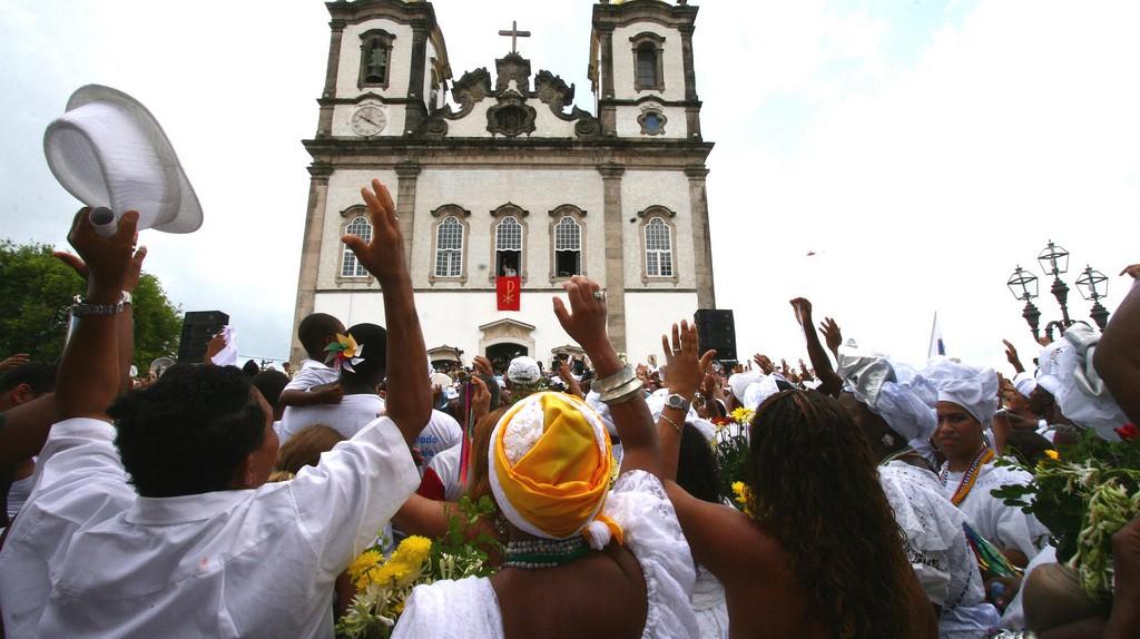 Nosso Senhor do Bonfim Church, Salvador I © Alberto Coutinho/AGECOM/Flickr
