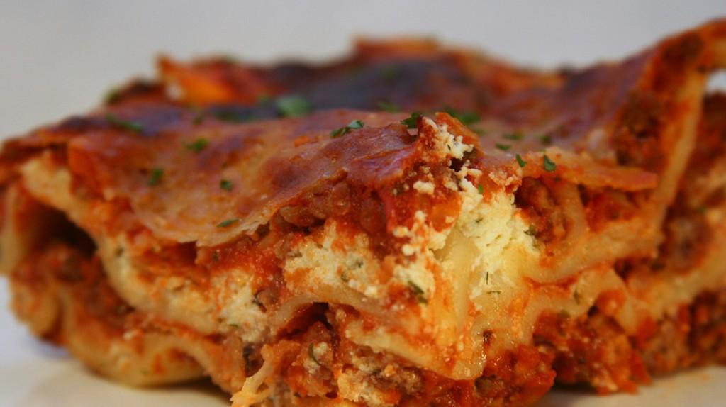 Lasagna |© David Kessler/Flickr