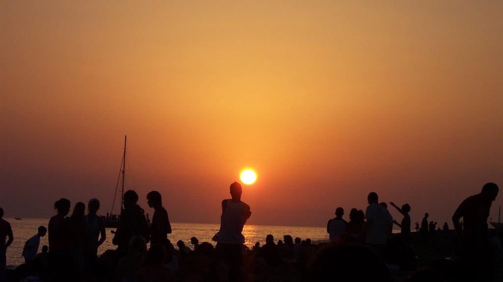 Ibiza sunset | © Steven Straiton/Flickr