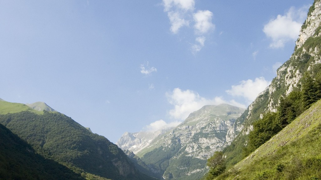 The gorgeous Italian landscape | gaspa/Flickr
