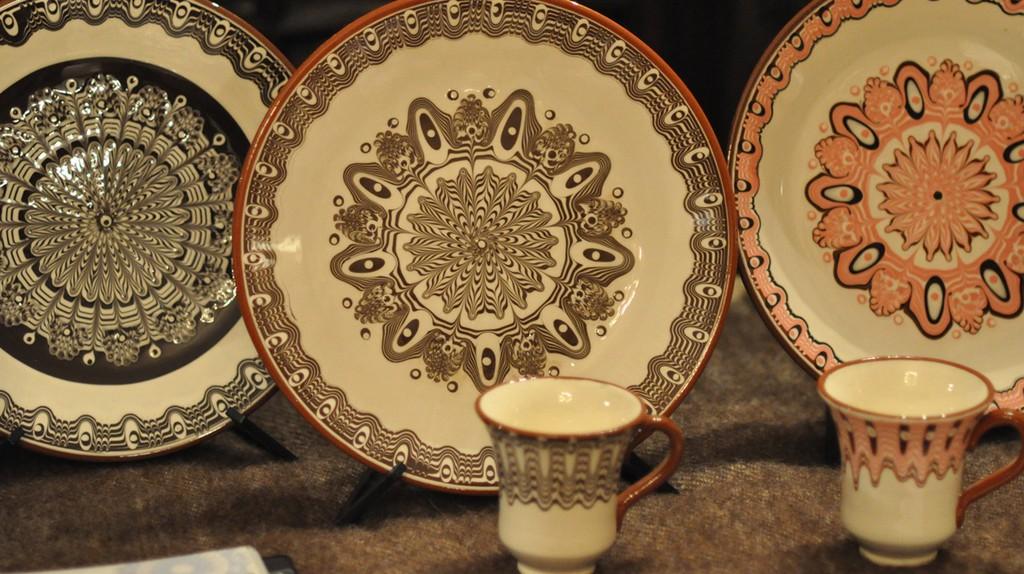 Bulgarian pottery   © Veni/Flickr