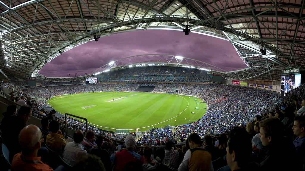 Cricket Stadium   © Elver/Flickr