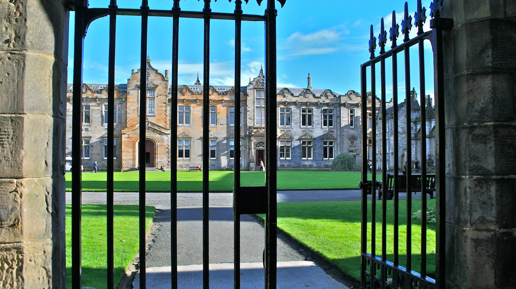 University Of St Andrews | © llunàtica81/Flickr