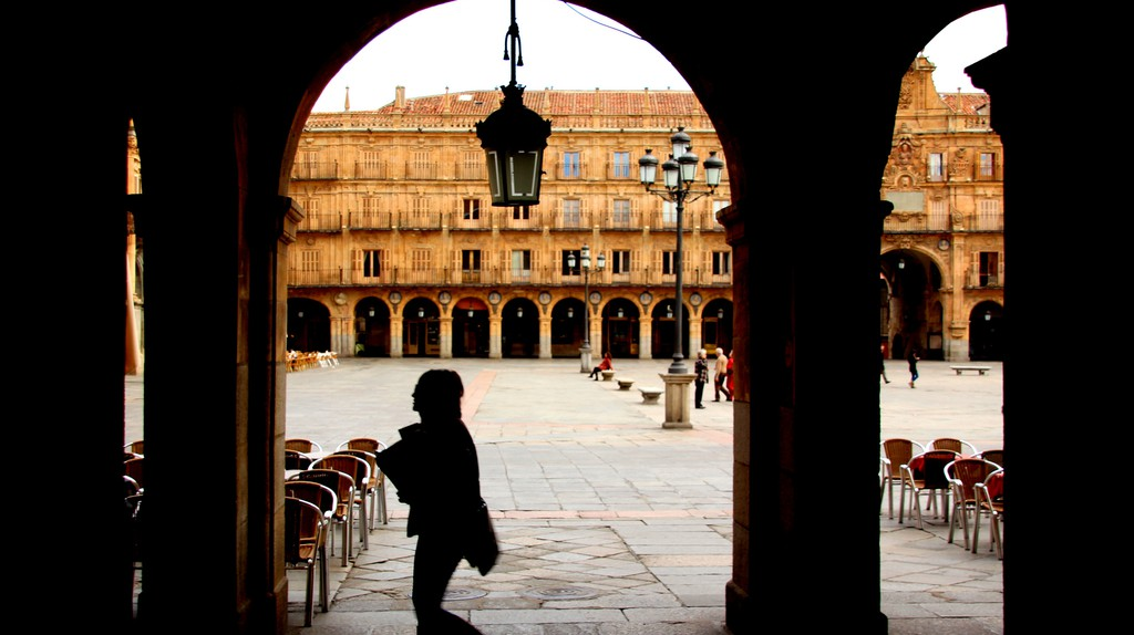 Plaza Mayor, Salamanca. Photo: Flickr
