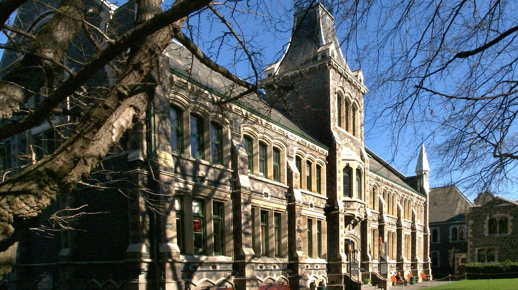 The Christchurch Arts Centre   © Bernard Spragg/Flickr