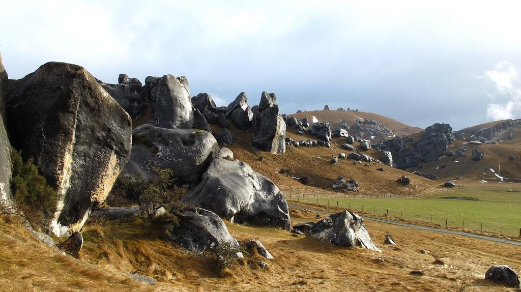 Castle Hill, New Zealand   © Stefanos Nikologlanis/Flickr