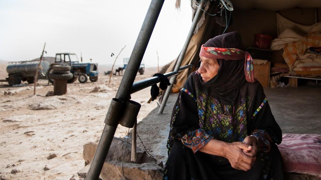 Bedouin woman in Palestine | © Ryan Rodrick Beiler / Shutterstock