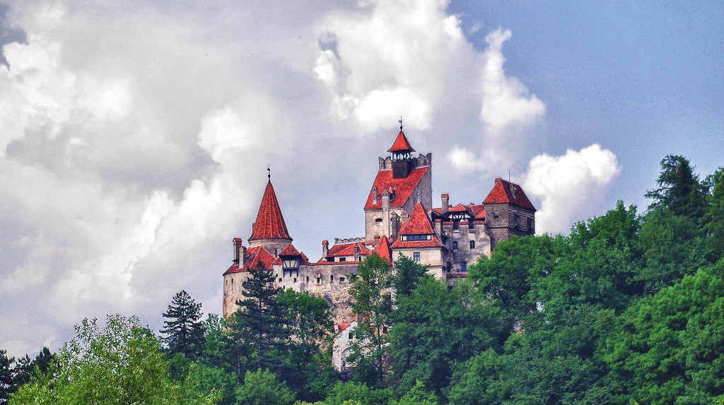 Castelul Bran, Brasov, Romania   © Wikicommons