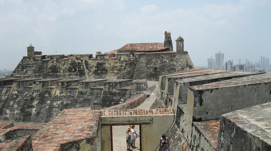 San Felipe de Barajas Castle | © samlopes_br/Pixabay