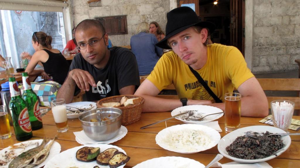 Konoba dining in Split | © offsilkroadin.com/Flickr
