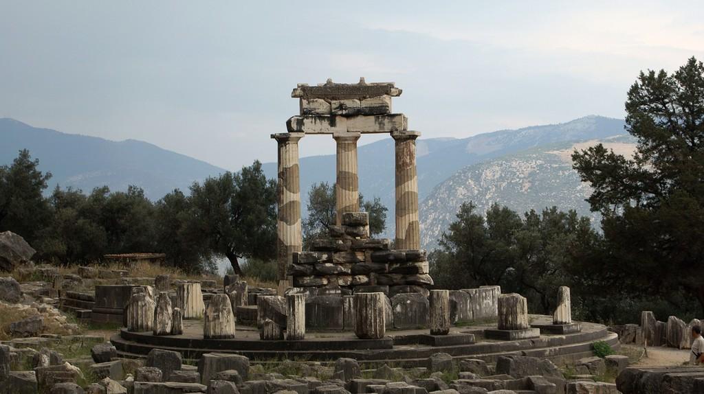 Tholos of Athena  | © DebraJean / Pixabay