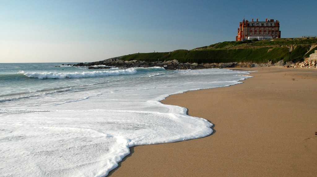 Fistral Beach | © Bryan Ledgard/Flickr