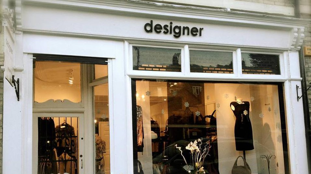 Shopfront of Designer Boutique   © Designer/Facebook