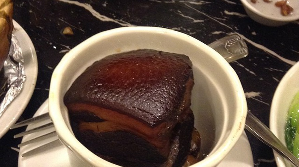 Dongpo pork   © Gary Stevens/Flickr