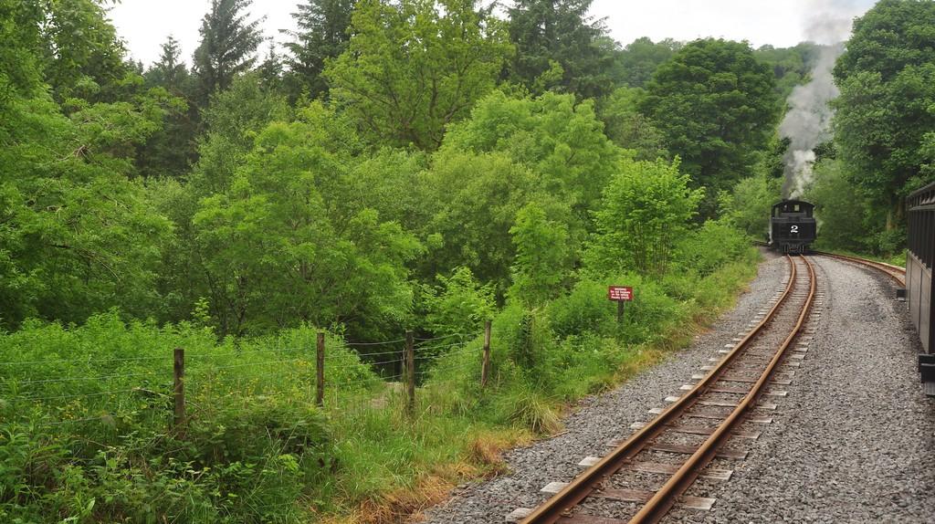 Brecon Mountain Railway. Nilfanion/Wikimedia.