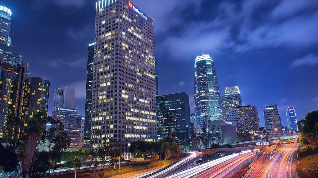 Downtown L.A.   © Arman Thanvir / Flickr