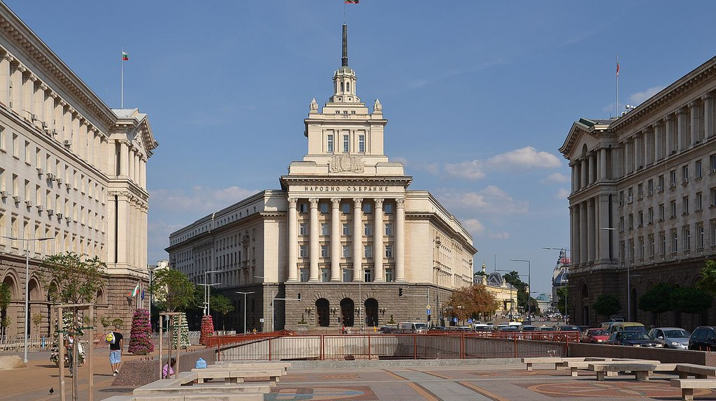 The ex-building of the Party, Sofia | ©  Pudelek/WikiCommons