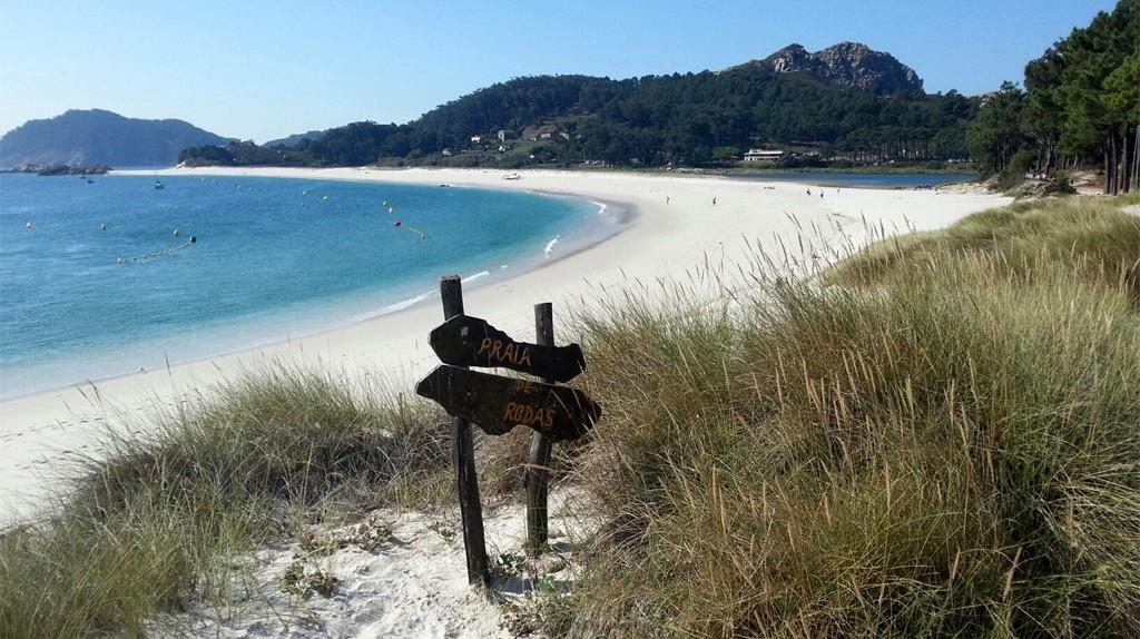 Playa de Rodas, Galicia, Spain   ©Alquiler de Coches / Flickr