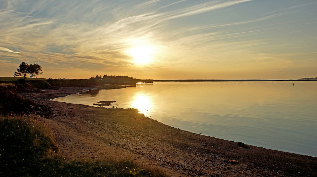 Sunset across Prince Edward Island | © Dennis Jarvis/ Flickr