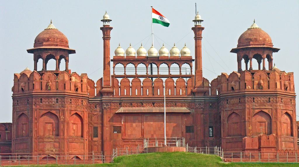Red Fort, India   © Dennis Jarvis / Flickr