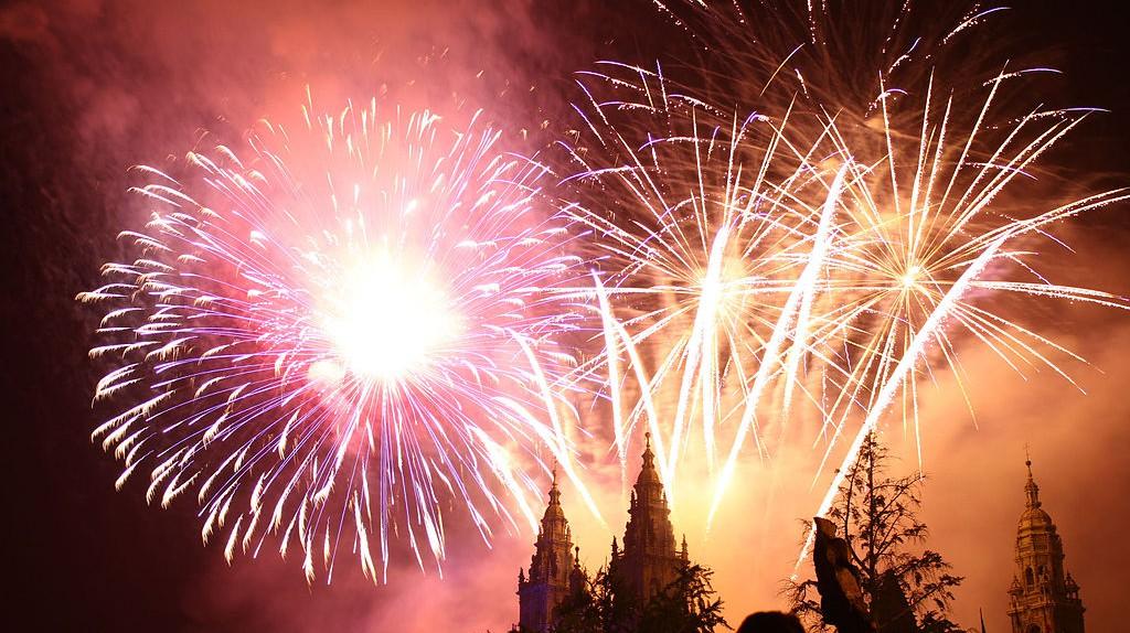 Fiesta de Santiago Apóstol, Galicia   ©Contando Estrelas / Wikimedia Commons