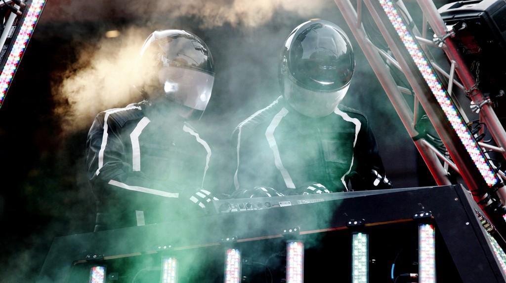 Daft Punk © Andrea Raffin/Shutterstock