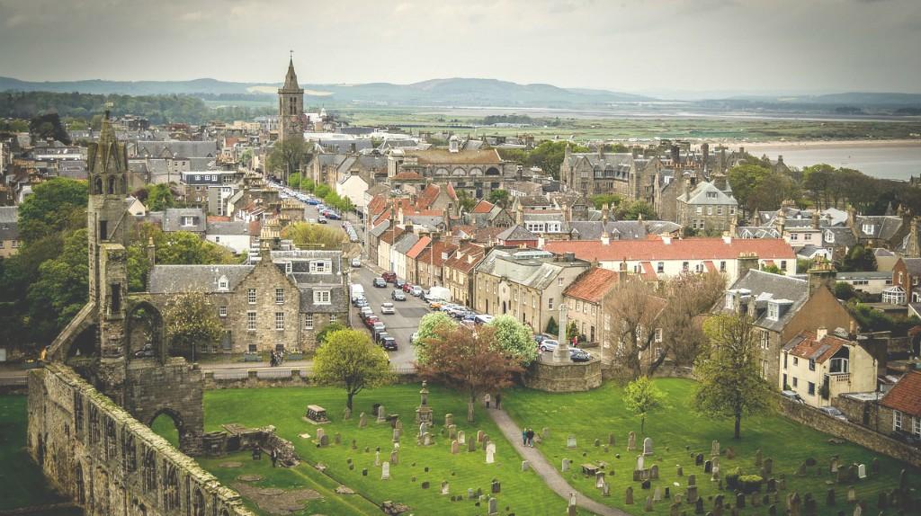 St Andrews, Scotland | © Pixabay