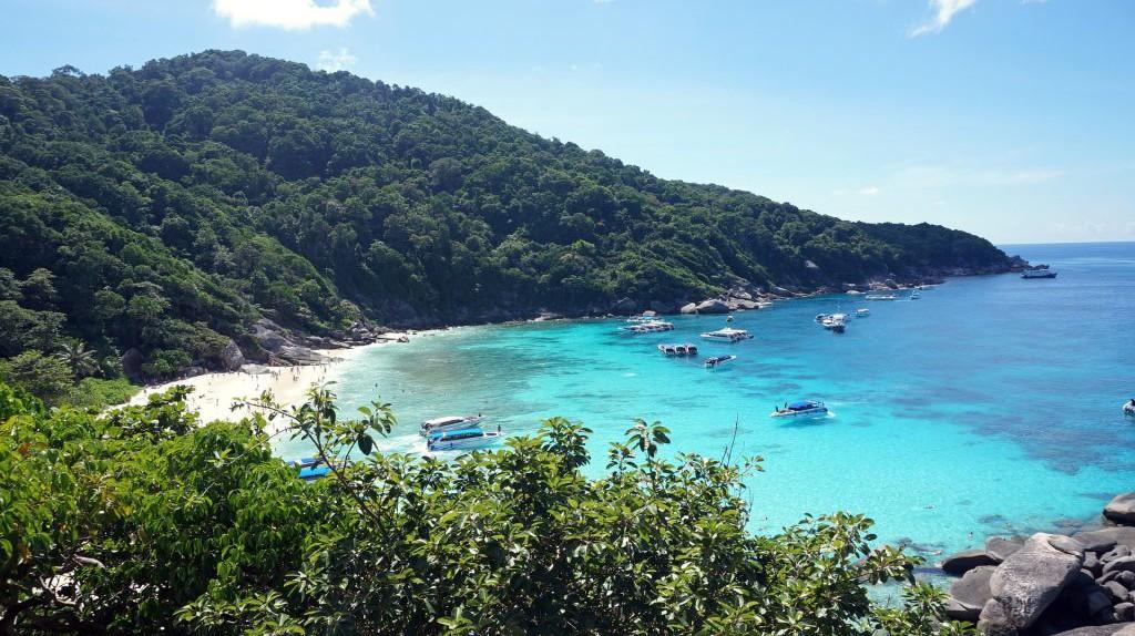 Thailand Similan Islands  | © Courtesy of hym330/Pixabay