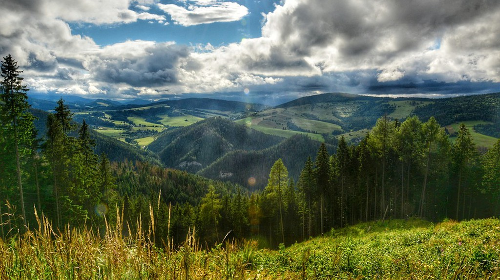 Slovakia's Mountains   © gpmproject/Pixabay