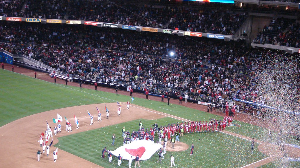 Japan wins the 2006 World Baseball Classic | © Kari Sullivan / Flickr