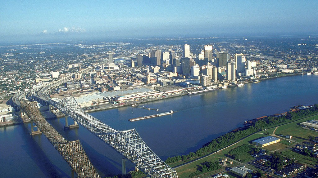 New Orleans skyline | © Michael Maples / WikiCommons
