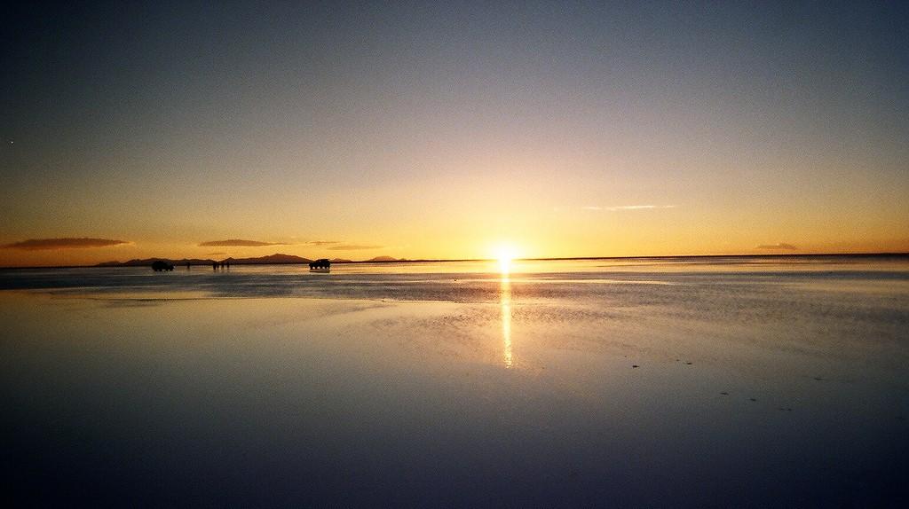 Salar de Uyuni   © netstrolling/Flickr