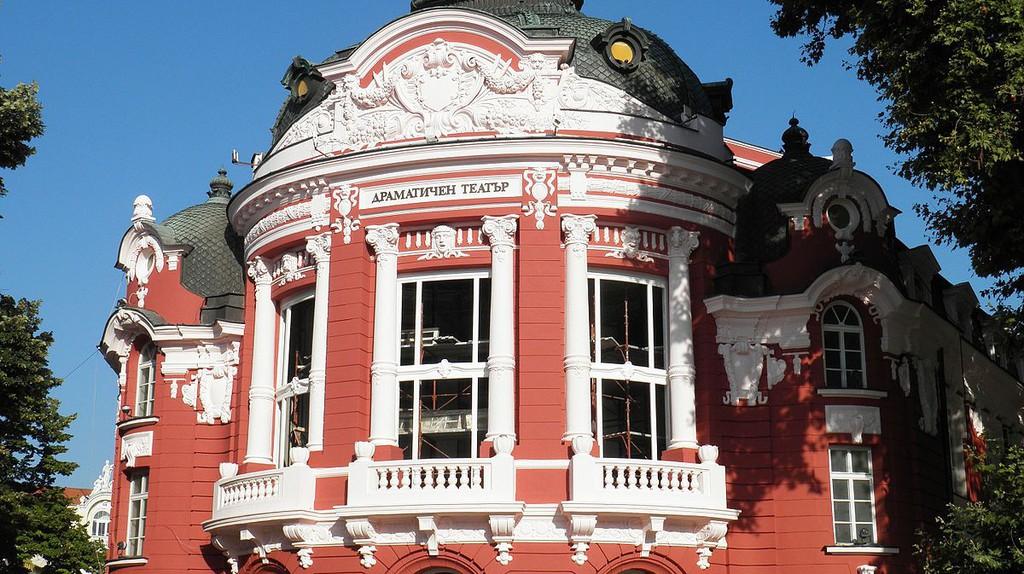 The Varna Dramatic Theater | © Mister No/Wikicommons