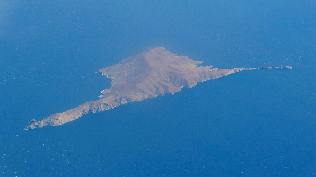 View of Yaros island | ©  Olaf Tausch/WikiCommons