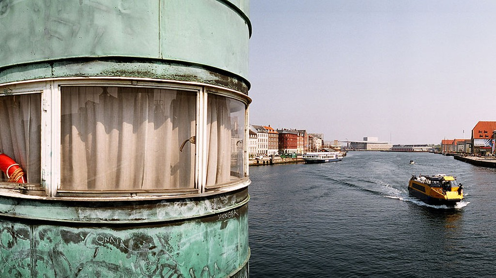 Copenhagen Harbor Bus |©Stig Nygaard/Wikimedia Commons