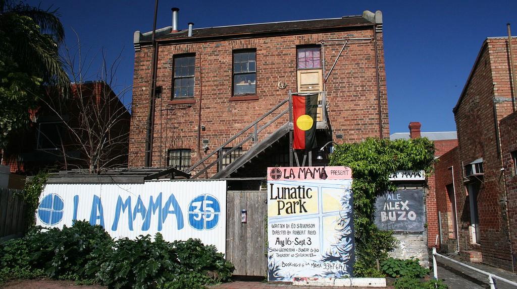 https://commons.wikimedia.org/wiki/File:La_Mama_Theatre,_Carlton,_Victoria,_Australia.jpg