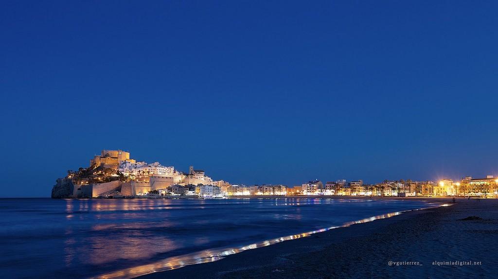 Peñíscola, Spain   ©  alquimiadigital/Flickr