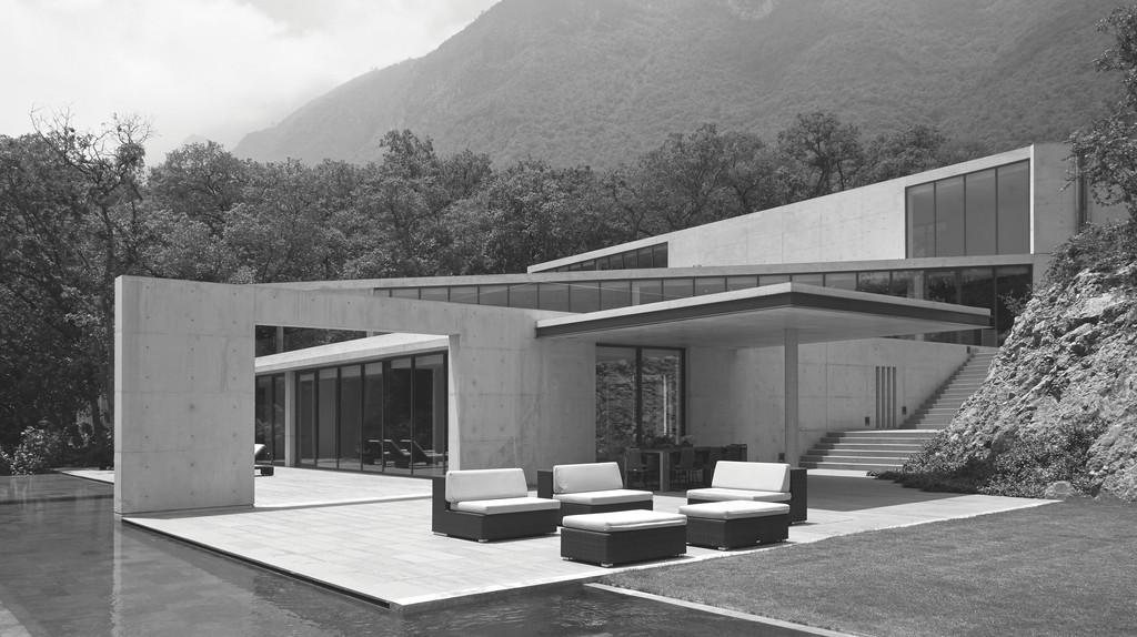 Tadao Ando: House in Monterrey, Monterrey, Mexico, 2011 | © Toshiyuki Yano