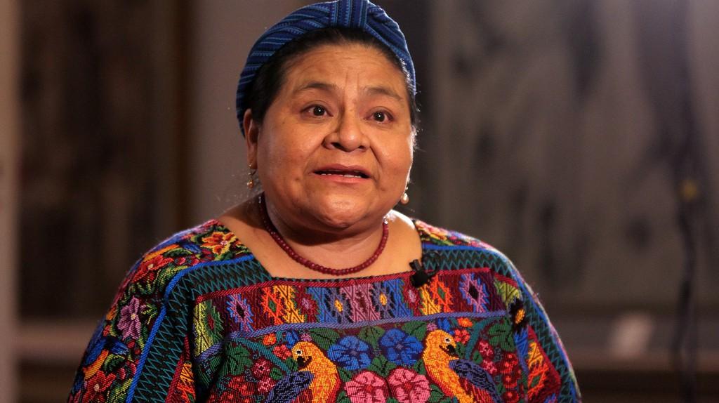 Rigoberta Menchú | © Agencia de Noticias ANDES/Flickr