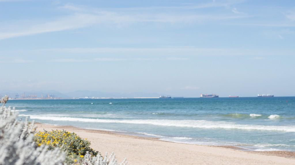 Playa la Devesa, Valencia. Photo: Flickr/Jan Petter