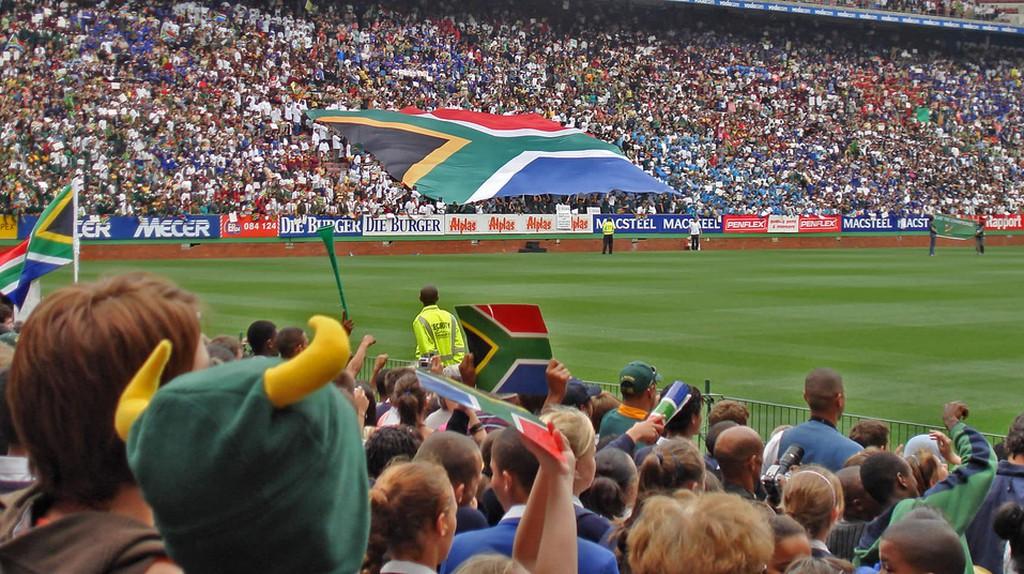 Newlands Rugby Stadium, Cape Town | © Warren Rohner / Flickr.com