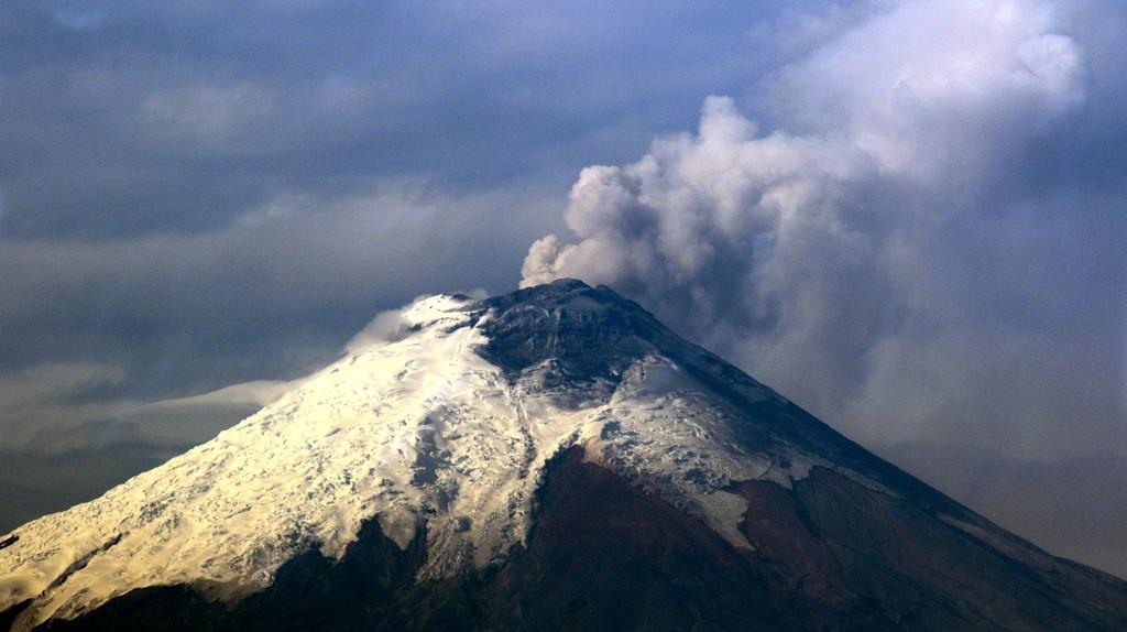 Volcán Cotopaxi | ©Agencia de Noticias ANDES | Flickr