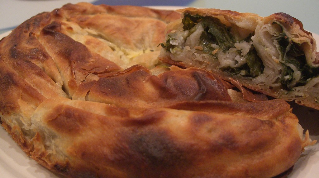 Spinach and Feta Börek | © Alpha/Flickr