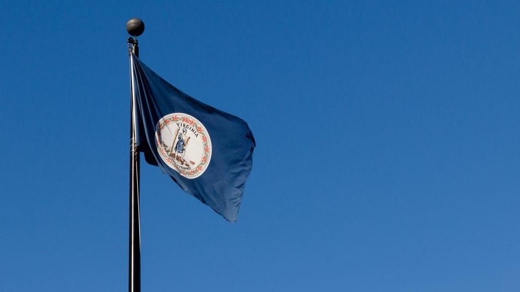 Virginia State Flag | © MBandman/Flickr