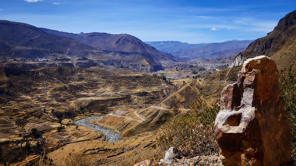 Colca, Peru | © Pedro Szekely / Flickr