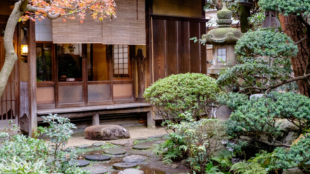 Kosoan Tea House in Jiyugaoka, Tokyo | © Leng Cheng/Flickr