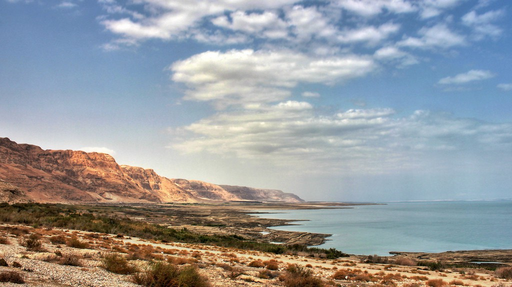 Dead Sea.  Ⓒ Yair Aronshtam/ Flickr