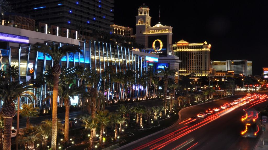 Las Vegas Strip at Night | © Marco Verch / Flickr