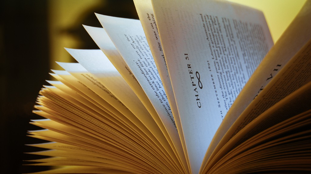 Light reading | © quattrostagioni/Flickr