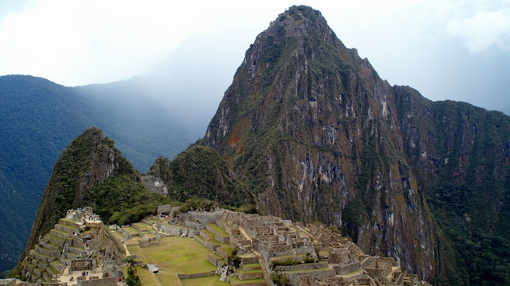 Machu Picchu | © Frank_am_Main/Flickr